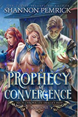 Prophecy of Convergence (Oracle's Path Book 1) Kindle Edition