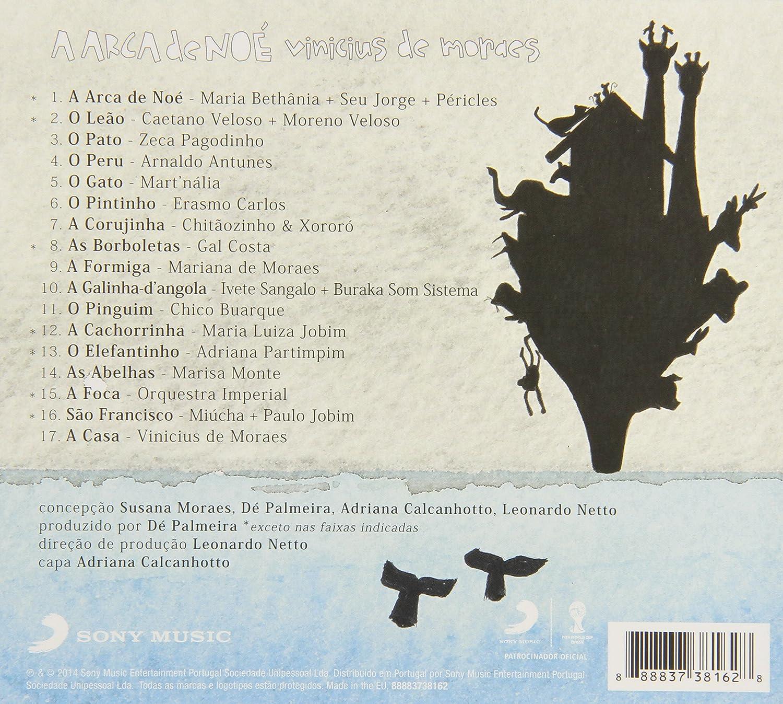DOWNLOAD VINICIUS DE ARCA CD MORAES NOE GRATUITO DE