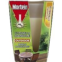 Mortein Outdoor Citronella Candle Repel Mosquito, 150g