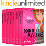 FOOD TRUCK MYSTERIES: The Complete 14-Books Series (English Edition)