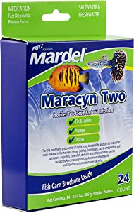 Fritz Aquatics - Fritz Maracyn Two - 24 Pack