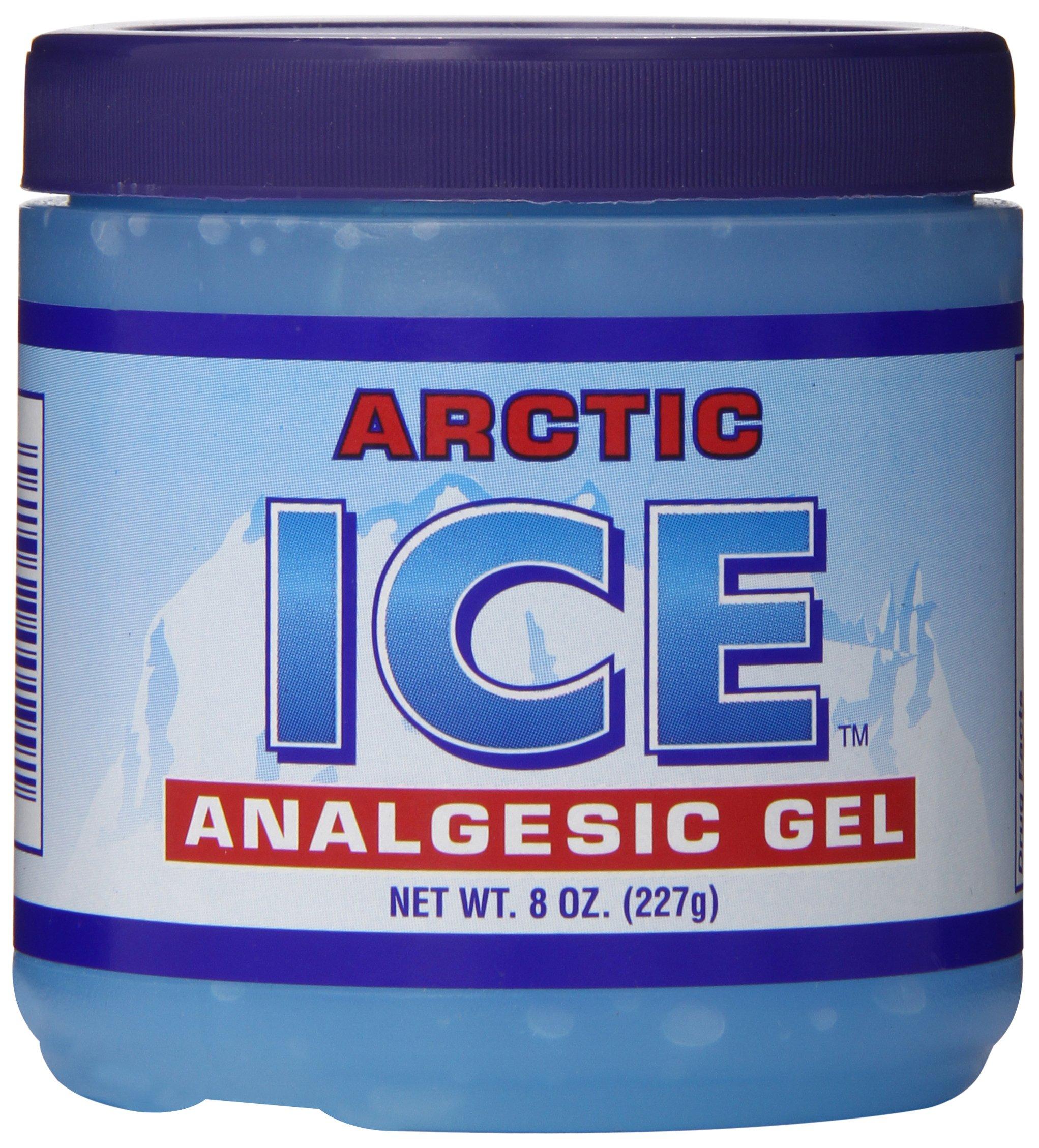 Arctic Ice Analgesic Gel - 8 Oz.