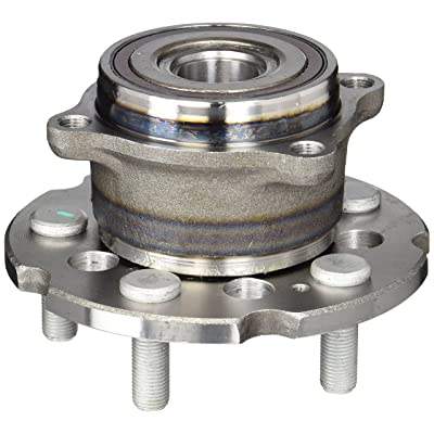 WJB WA512342 - Rear Wheel Hub Bearing Assembly - Cross Reference: Timken HA590229 / Moog 512342 / SKF BR930728: Automotive