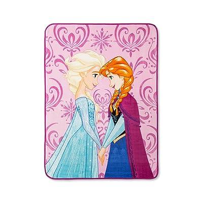 """Frozen Throw (46""""x60"""") - Disney: Home & Kitchen"""
