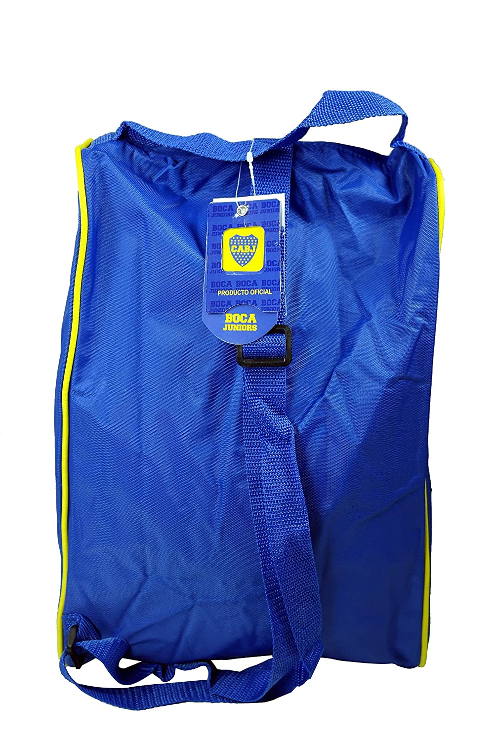 fb56bc77e57 Amazon.com   Rhinox Boca Juniors CABJ Authentic Official Licensed Product  Soccer Bag - 001   Sports   Outdoors
