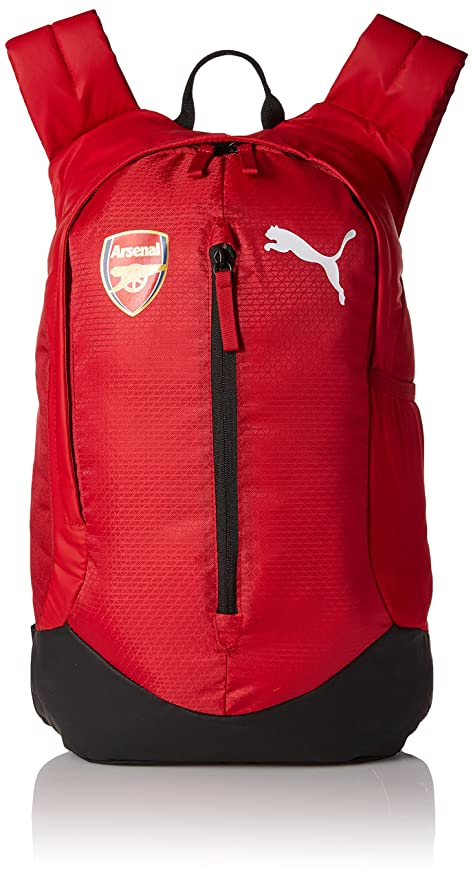 5a9952367b01 2017-2018 Arsenal Puma Performance Backpack (Chilli Pepper)  Amazon ...