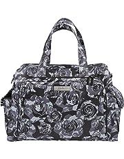 Ju-Ju-Be Onyx Be Prepared Diaper Bag, Black Petals