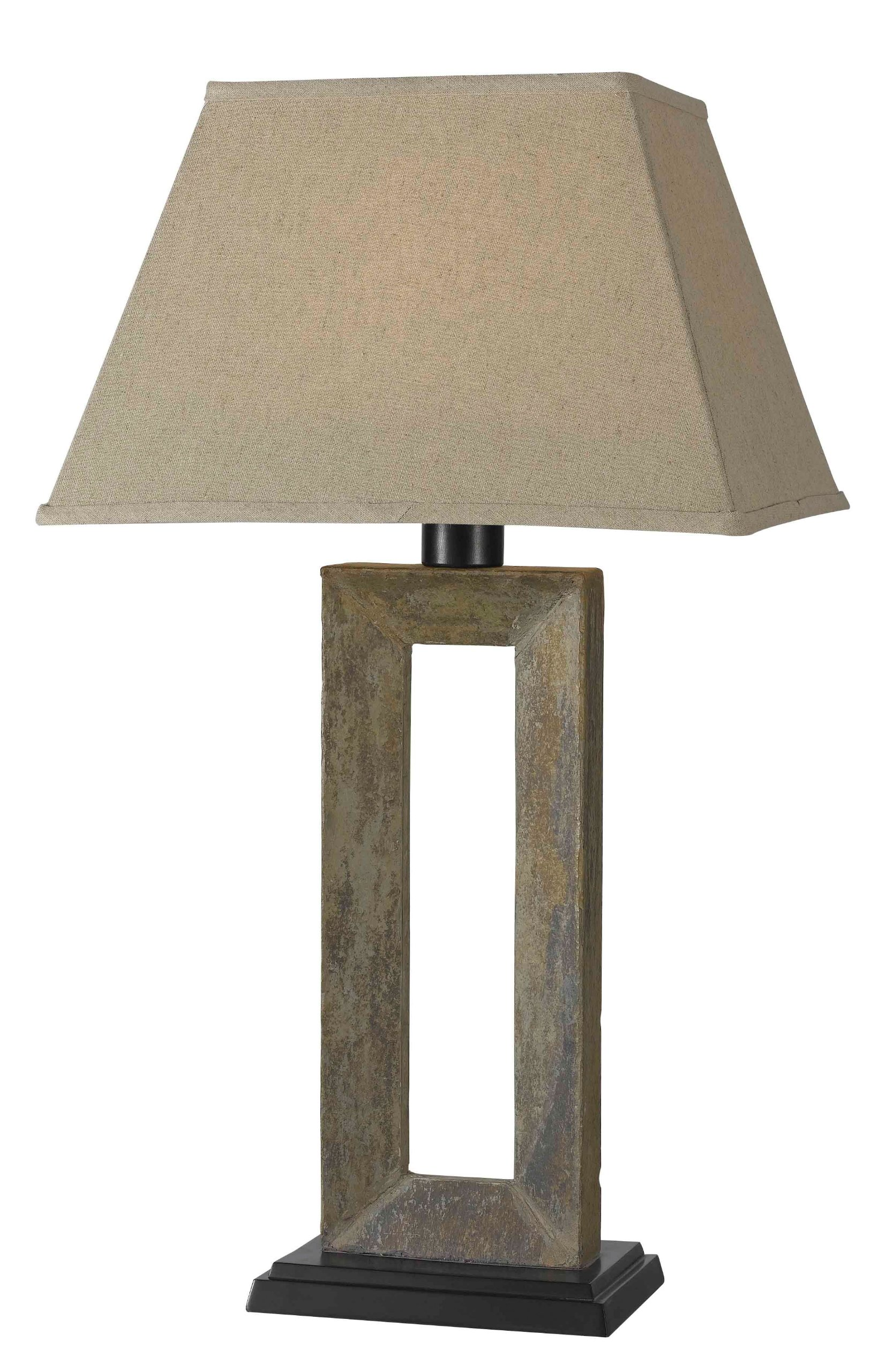 Kenroy Home 30515SL Egress Outdoor Table Lamp by Kenroy Home