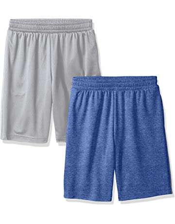 2933bcb96881 Amazon Essentials Boys  2-Pack Mesh Short