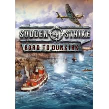 Sudden Strike 4 - Road to Dunkirk [Online Game Code]