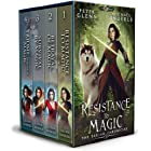 The Sariah Chronicles Complete Series Boxed Set: includes: Resistance to Magic, Betrayal of Magic, Survival By Magic and Triu