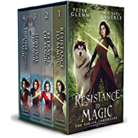 The Sariah Chronicles Complete Series Boxed Set: includes: Resistance to Magic, Betrayal of Magic, Survival By Magic and…