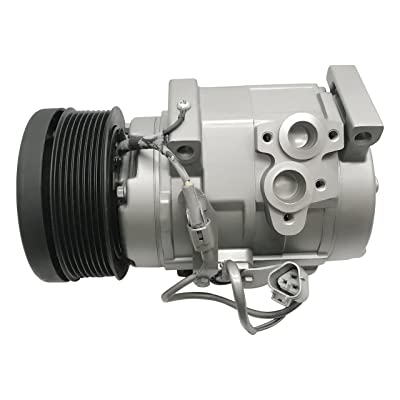 RYC Remanufactured AC Compressor and A/C Clutch AEG325: Automotive