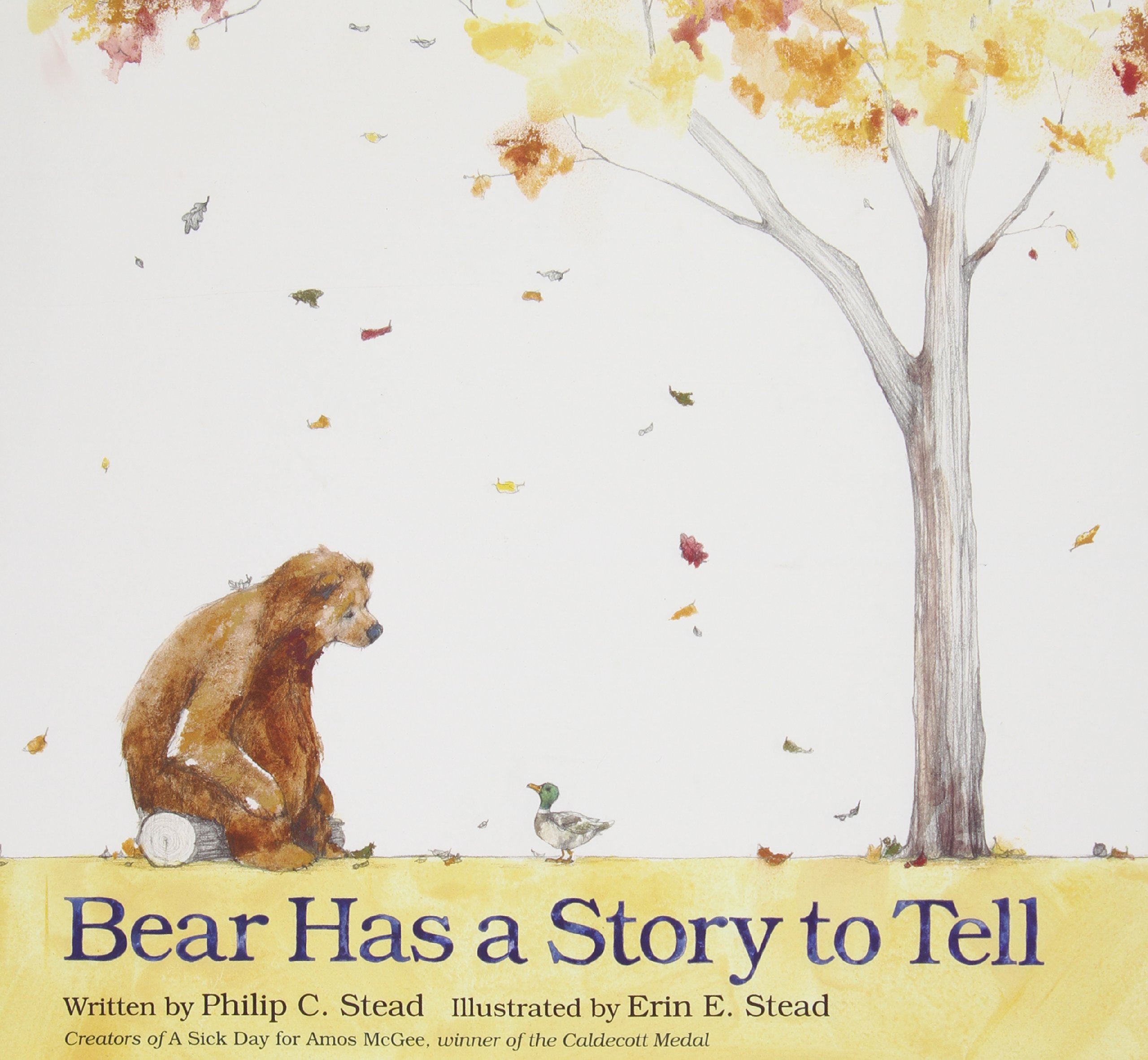 Bear Has a Story to Tell ebook