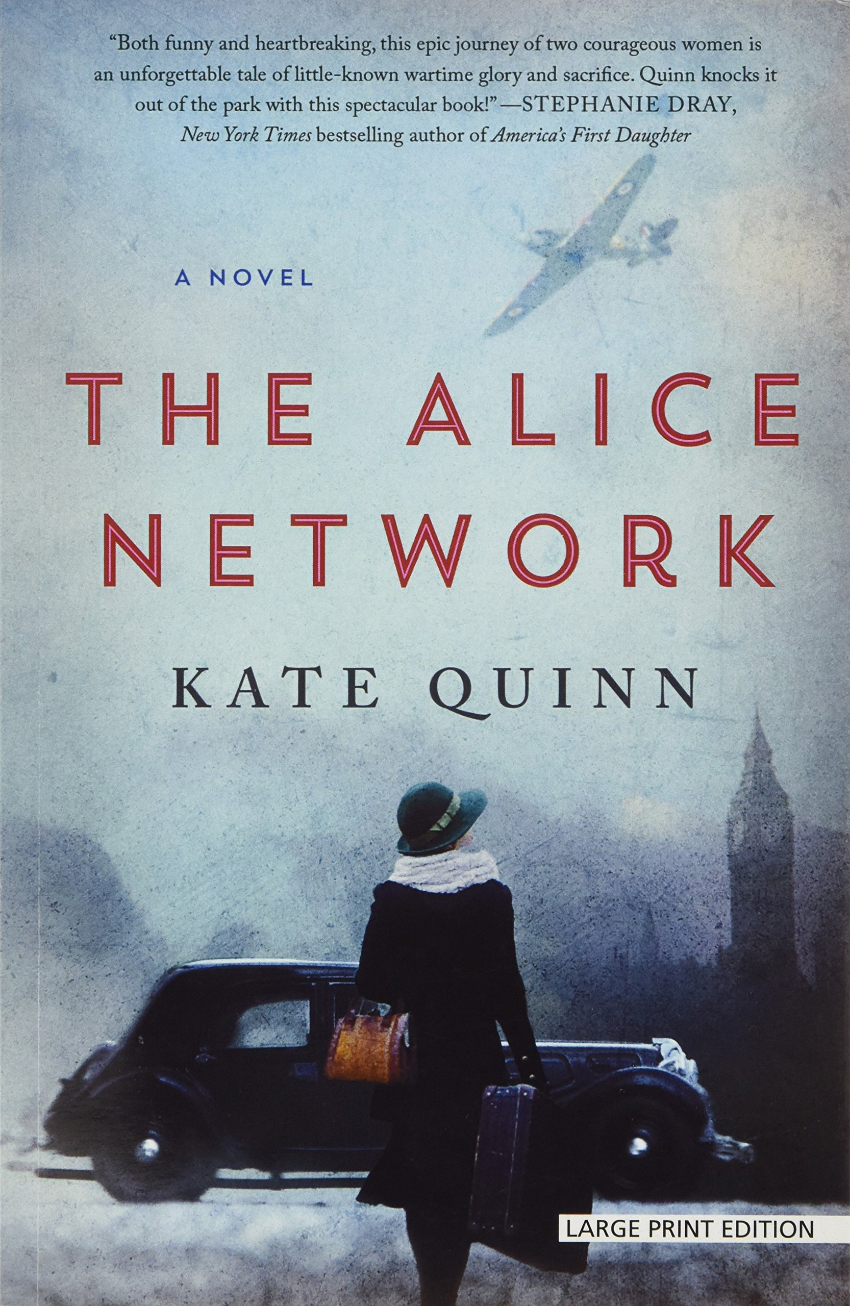 The Alice Network por Kate Quinn
