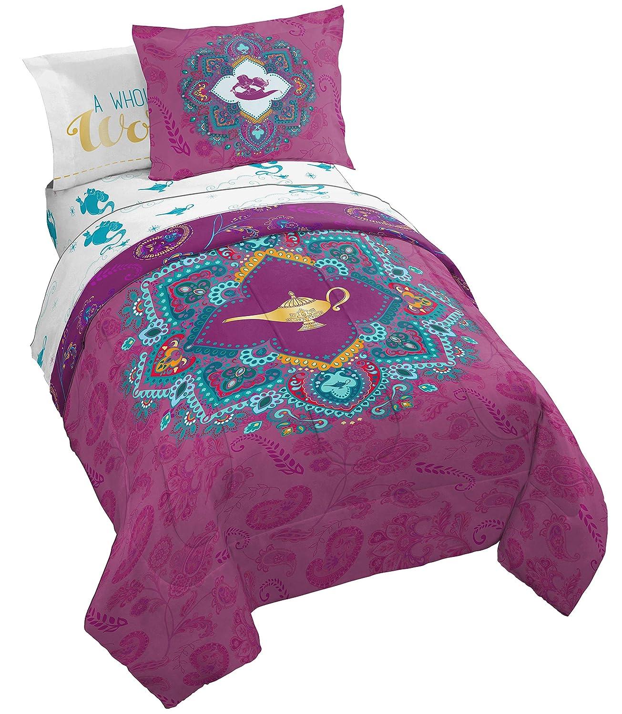 Jay Franco Disney Aladdin Show You The World Bed Set, Full