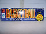 1980-81 TOPPS BASKETBALL 36 COUNT BOX BBE SEAL