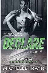 Declare (Declan Reede 5) (Racing Hearts Saga) Kindle Edition