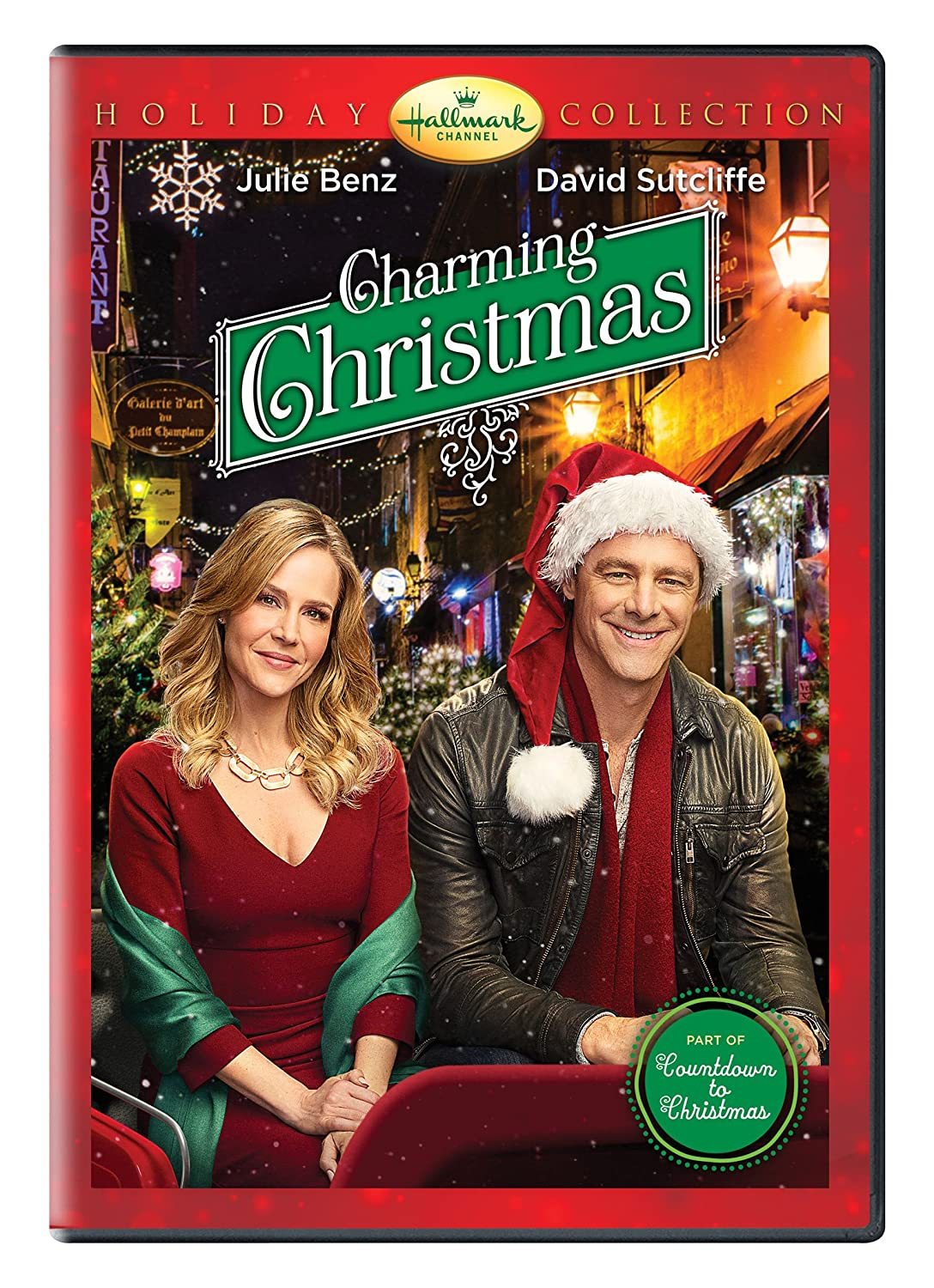 Amazon.com: Charming Christmas: Julie Benz, David Sutcliffe, Bruce ...