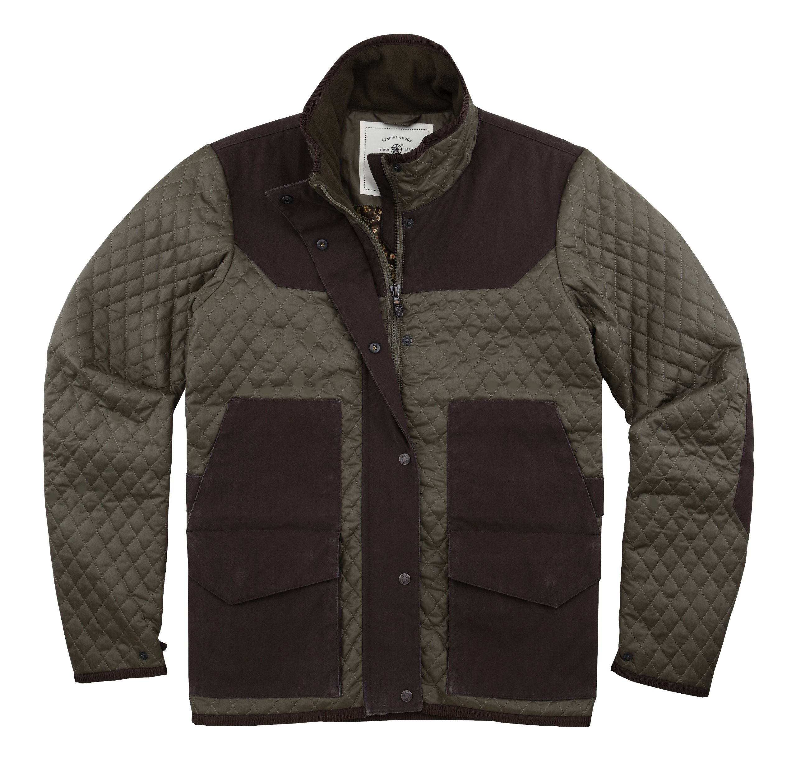 Smith &Wesson Women's Tracking Jacket Small Olive Green