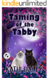 Taming of the Tabby (Whales and Tails Cozy Mystery Book 12)