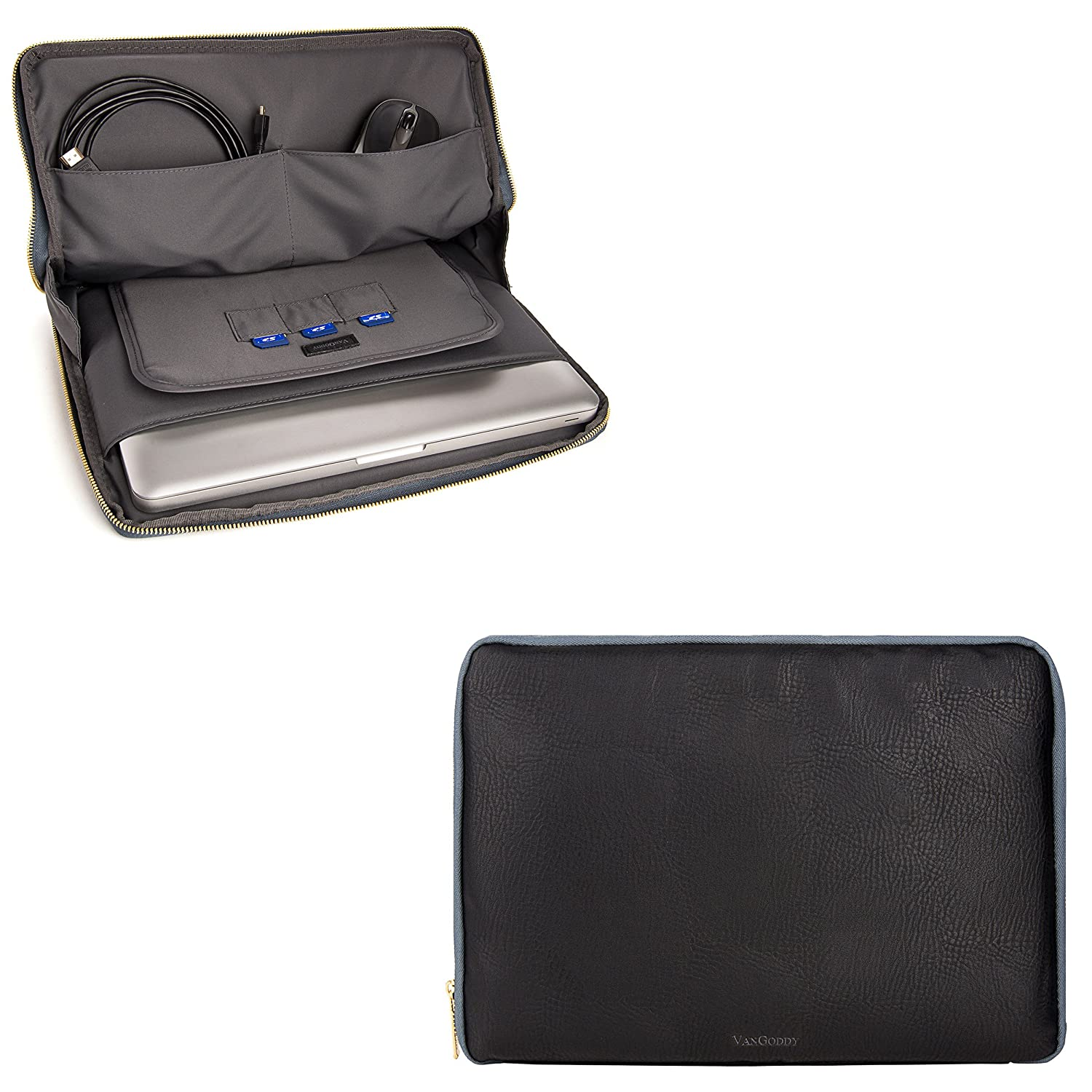 Amazon.com: Universal Tablet Sleeve Pouch Bag Carrying Case ...