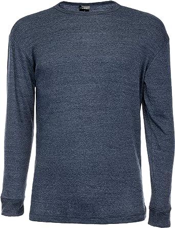 Brandsseller Hombre Térmica Camiseta Ropa Interior de esquí Invierno suéter Largo de Nieve: Amazon.es: Ropa y accesorios