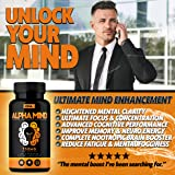 Alpha Mind Premium Nootropic Brain Booster