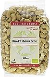 Bode Cashewkerne 500g Bio Nüsse, 1er Pack (1 x 500 g)