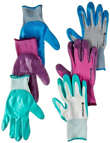 designer gardening gloves. Gardena 9 Pairs Gardening Gloves Amazon com  Garden Outdoor