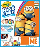 Crayola Despicable Me Color Wonder Coloring Pad & Markers