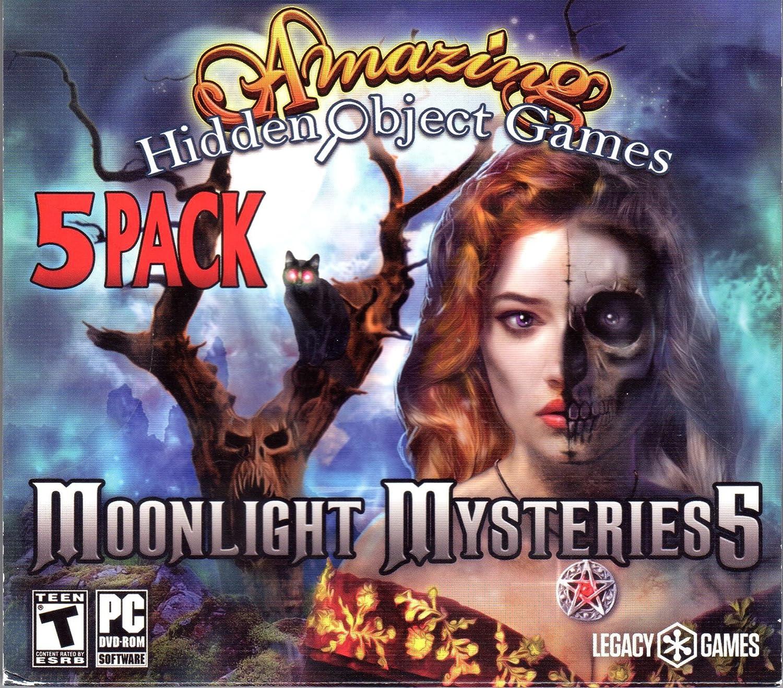 B072BB7Y73 Legacy Amazing Hidden Object Games: Moonlight Mysteries 5 913h0J7wKKL
