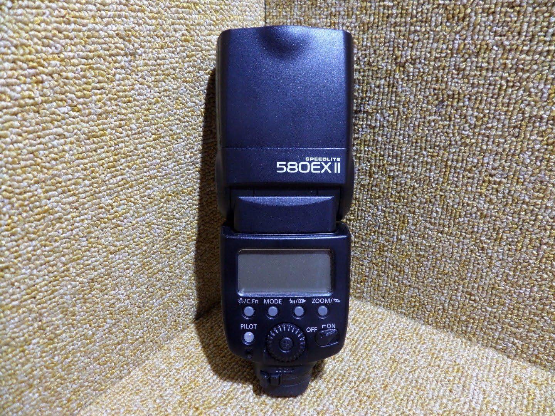 Canon Speedlite 580EX II, Negro: Amazon.es: Electrónica