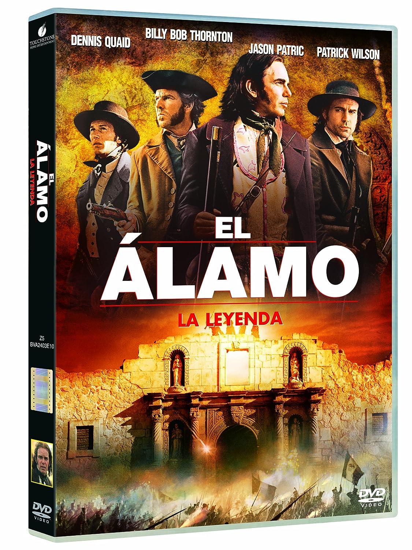 El Alamo: La Leyenda [DVD]: Amazon.es: Dennis Quaid, Patrick ...