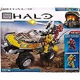 Halo - Warthog Flame, juego de construcción (Mega Bloks 97449)