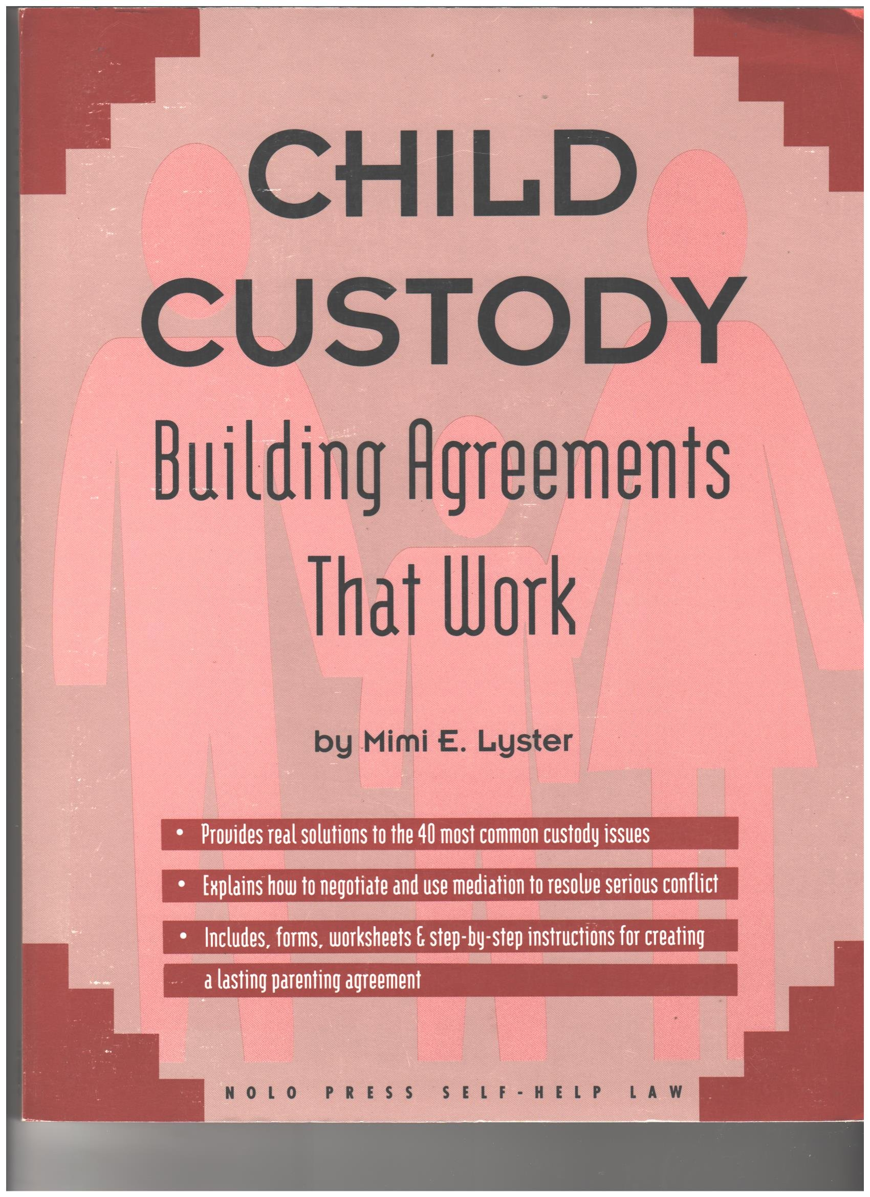 Child Custody Building Agreements That Building A Parenting
