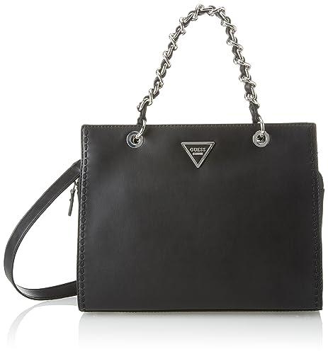 8c81d2326c6 Guess Women Cross-body Bag Black Size  One Size  Amazon.co.uk  Shoes ...