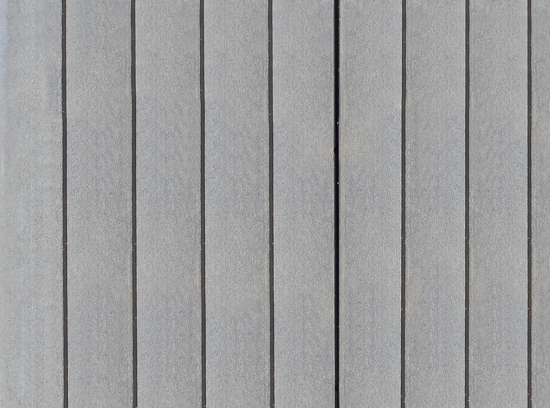 Keter - Caseta de jardín exterior Oakland 759. Color gris: Amazon.es: Jardín