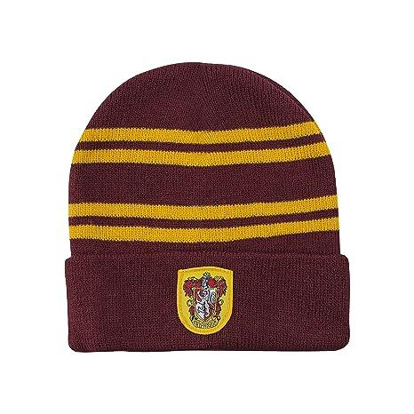 b16ace76807b Cinereplicas Harry Potter - Set Bonnet   Gants - Enfants (Gryffondor)   Amazon.fr  Vêtements et accessoires