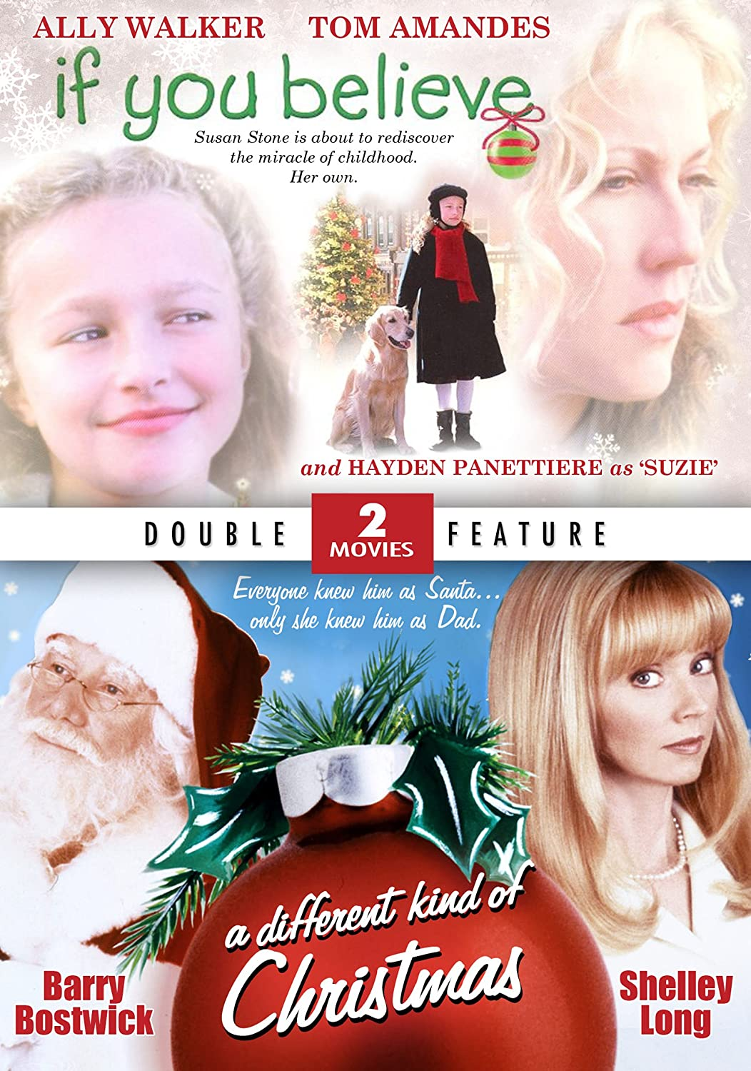 Amazon.com: If You Believe / A Different Kind of Christmas (Double ...