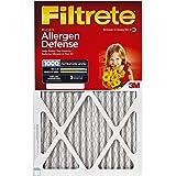 Filtrete Micro Allergen Defense HVAC Air Filter, MPR 1000, 16 x 25 x 1, 4-Pack