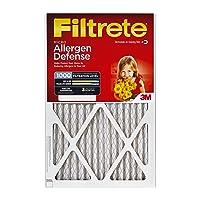 1. Filtrete Micro Allergen Defense 70071247152 - Air Conditioner Filter 20x20x1