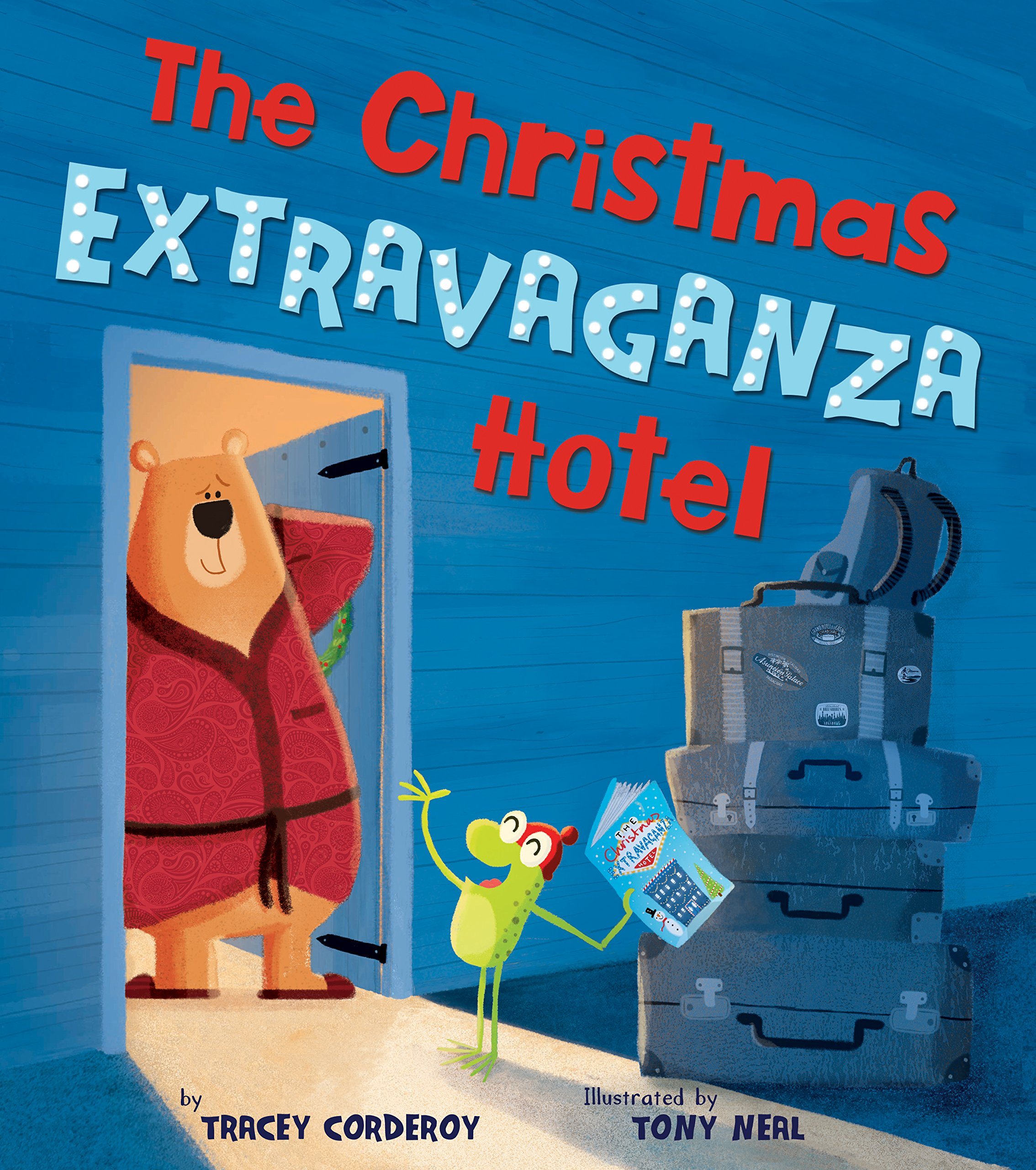 Image result for christmas extravaganza hotel amazon