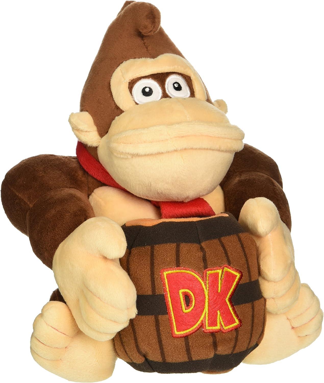 Donkey Kong 15 Inch Stuffed Plush Toy