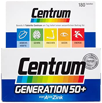 Centrum generation 50 plus