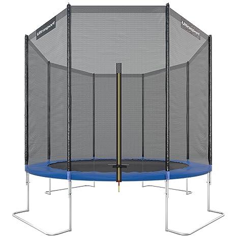 Ultrasport Giardino Jumper Set Trampolino Per Il Salto Inclusi