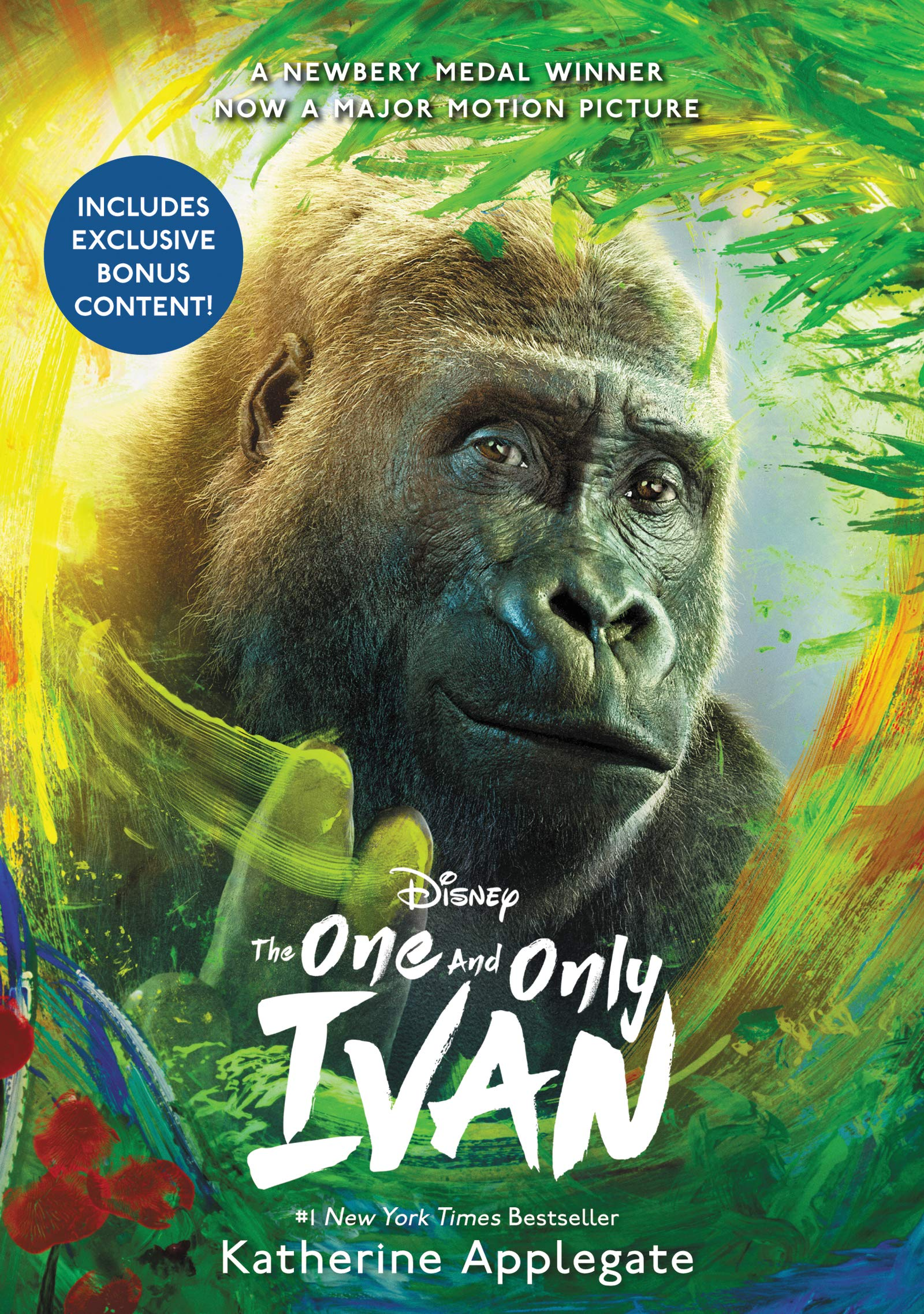 The One and Only Ivan Movie Tie-in Edition: My Story: Applegate, Katherine,  Castelao, Patricia: 9780063019386: Amazon.com: Books