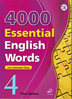 4000 essential english words book 1 with answer key paul nation 4000 essential english words book 4 with answer key fandeluxe Choice Image