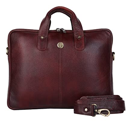 Image Unavailable. Image not available for. Color  HAMMONDS FLYCATCHER  Handmade Briefcase Top Grain Leather Laptop Bag Messenger ... 23c8d2bab6b01