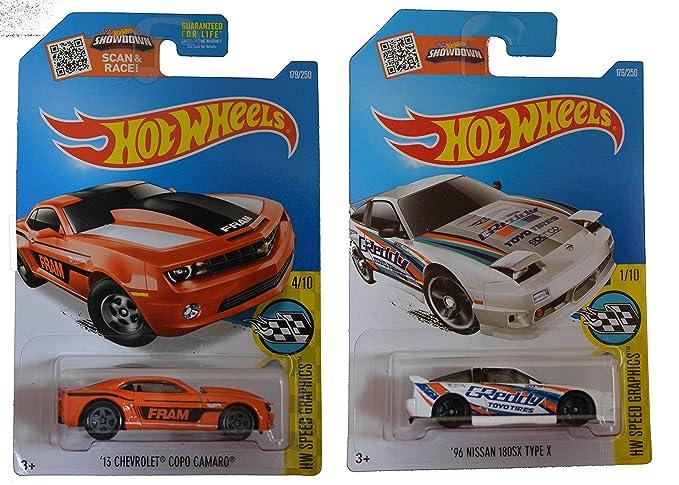 Spielzeugautos 96 Camaro Hot Wheels 1996